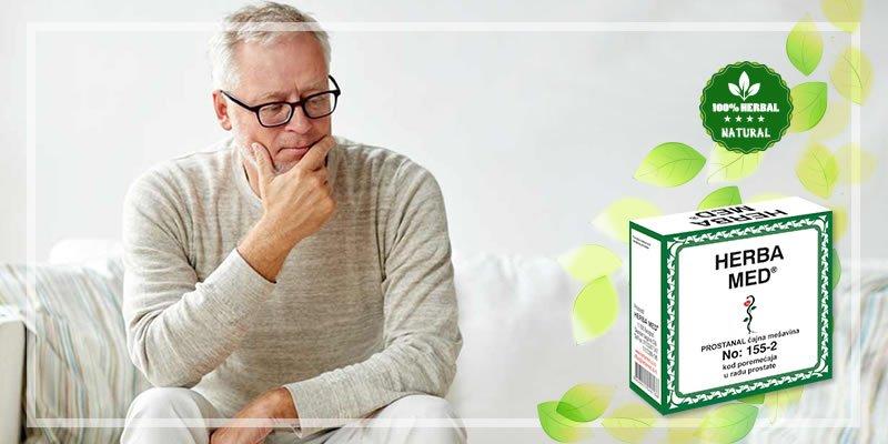 čaj od koprive za prostatu Mit kell csinálni otthon a prostatitisben